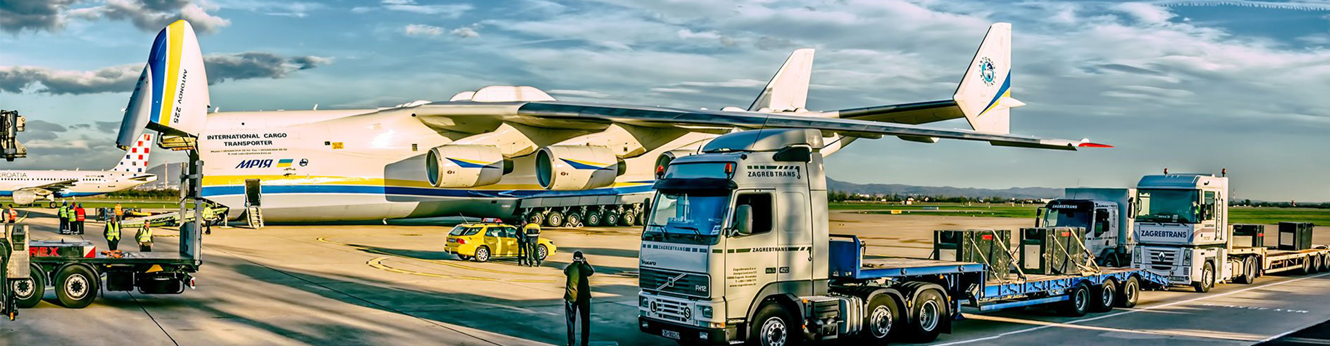 Air Freight | Intelligent Team Cargo Services